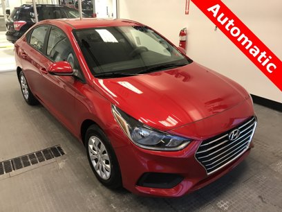 New 2020 Hyundai Accent SE - 539754332