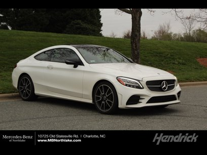 Certified 2019 Mercedes-Benz C 300 Coupe - 544779873