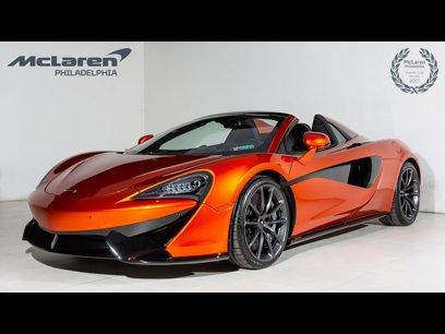 New 2020 McLaren 570S Spider - 540424315
