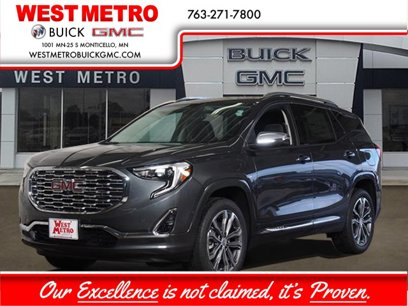 New 2020 GMC Terrain AWD Denali - 527755260