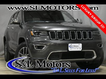 Certified 2019 Jeep Grand Cherokee Limited - 535629332