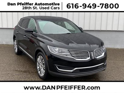 Certified 2018 Lincoln MKX AWD Reserve - 538200794