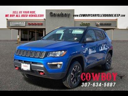 New 2020 Jeep Compass 4WD Trailhawk - 535537075