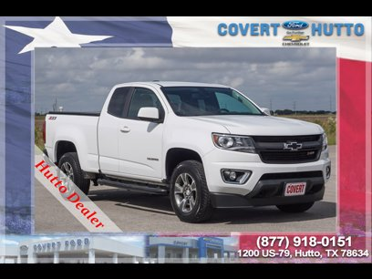 Used 2017 Chevrolet Colorado 2WD Extended Z71 - 565767789