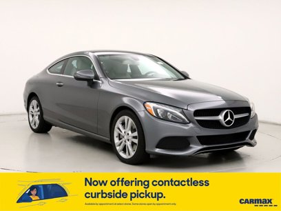 Used 2017 Mercedes-Benz C 300 4MATIC Coupe - 563756622