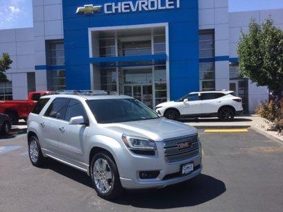 Used Car Dealerships Idaho Falls >> Gmc Acadia For Sale In Idaho Falls Id 83402 Autotrader