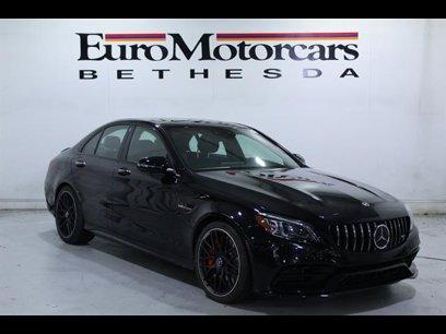 New 2020 Mercedes-Benz C 63 AMG S Sedan - 534298940