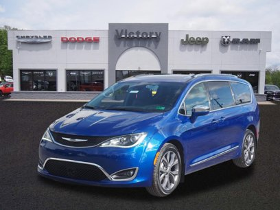 New 2020 Chrysler Pacifica Limited - 527607096