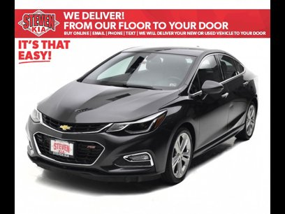 Used 2016 Chevrolet Cruze Premier Sedan w/ RS Package - 564914350