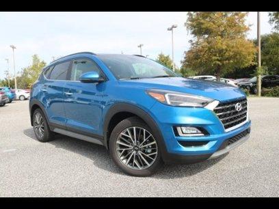 New 2020 Hyundai Tucson Ultimate - 544253190