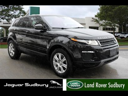 Certified 2017 Land Rover Range Rover Evoque HSE - 536963849