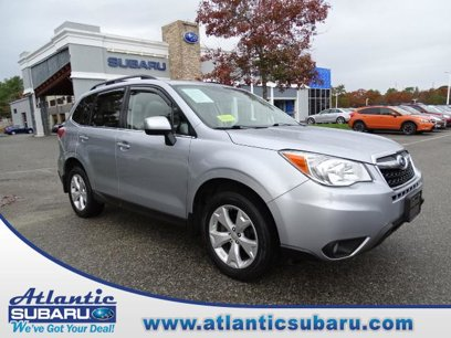 Used 2016 Subaru Forester 2.5i Limited - 531689119