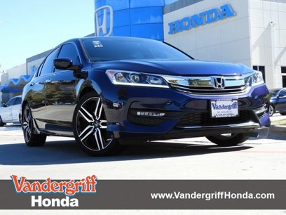 Certified 2017 Honda Accord Sport Sedan - 566626780