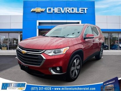 Certified 2019 Chevrolet Traverse AWD LT w/ LT PREMIUM PACKAGE - 532322448