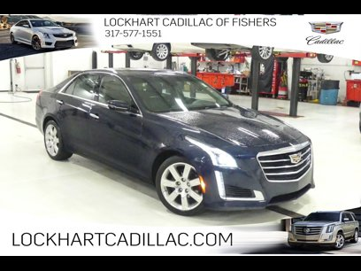 Certified 2016 Cadillac CTS Luxury AWD Sedan - 542646529