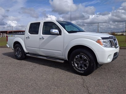 Used 2018 Nissan Frontier Desert Runner - 567237248