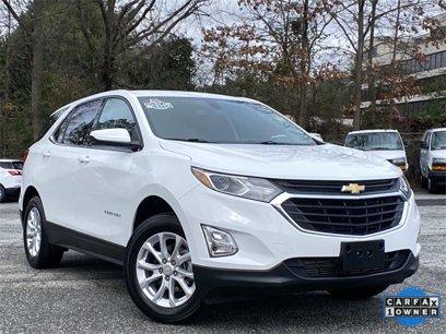 Used 2018 Chevrolet Equinox AWD LT w/ 1LT - 543761110