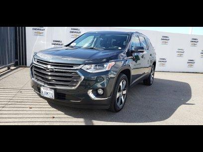 Certified 2019 Chevrolet Traverse FWD LT w/ LT Premium Package - 543648720