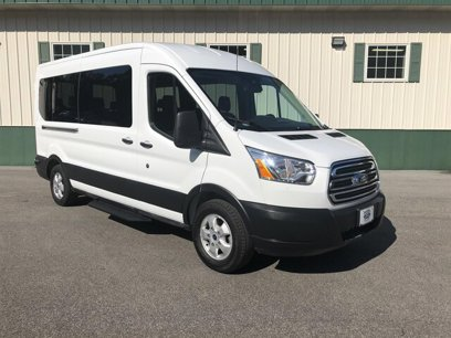 "Used 2019 Ford Transit 350 148"" Medium Roof Wagon - 529335462"