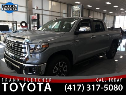 Mclarty Daniel Dodge >> Used Toyota Tundra for Sale in Springfield, MO 65802 ...