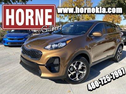New 2020 Kia Sportage LX - 539148877