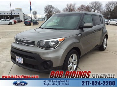 Bob Ridings Taylorville >> Used 2017 Kia Soul For Sale In Taylorville Il 62568