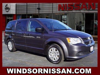 Used 2017 Dodge Grand Caravan SE - 538178026