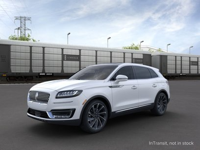 New 2020 Lincoln Nautilus AWD Reserve - 540770323