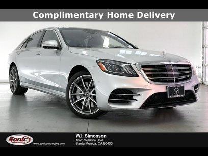 New 2020 Mercedes-Benz S 450 Sedan - 545171125