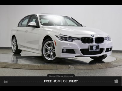 Certified 2018 BMW 330i xDrive Sedan - 562552026
