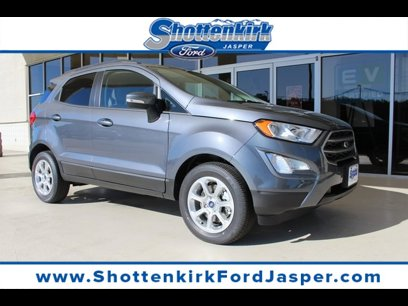 New 2019 Ford EcoSport FWD SE - 515293188