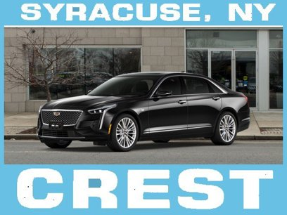 New 2020 Cadillac CT6 3.6 Luxury AWD - 540632143