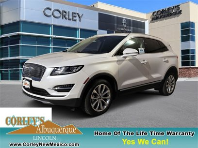 New 2019 Lincoln MKC FWD Select - 517388243