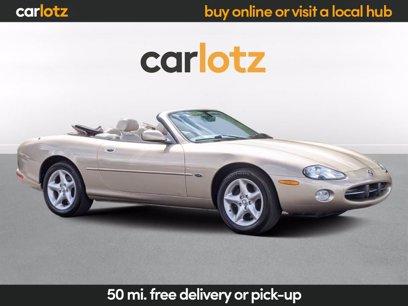 Used 2002 Jaguar XK8 Convertible - 604011479