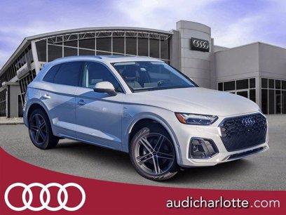 New 2021 Audi Q5 e Prestige - 567665874