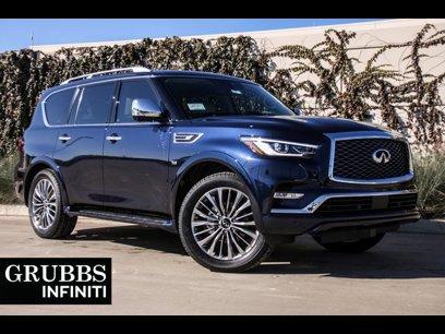 "New 2019 INFINITI QX80 4WD w/ 22"" Wheel Package - 529725763"