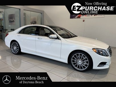 Certified 2015 Mercedes-Benz S 550 Sedan - 545259908