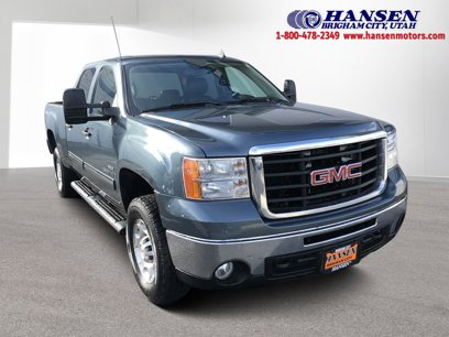 Used 2008 GMC Sierra 2500 SLE - 537400044