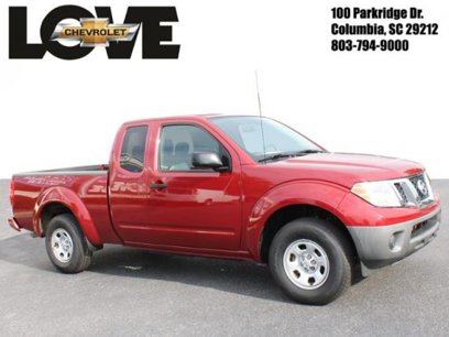 Used 2017 Nissan Frontier S - 562361822