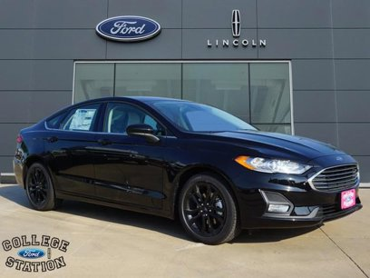 New 2020 Ford Fusion SE - 530285310