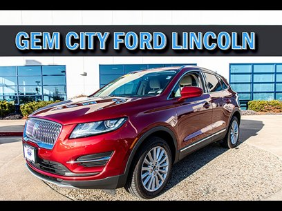 Used 2019 Lincoln MKC AWD Premiere - 527729870