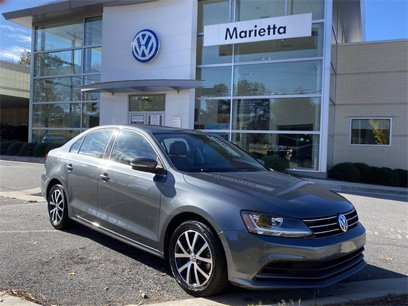 Used 2017 Volkswagen Jetta SE Sedan - 567825927