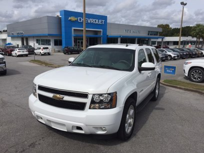 Used 2007 Chevrolet Tahoe LTZ - 531857392