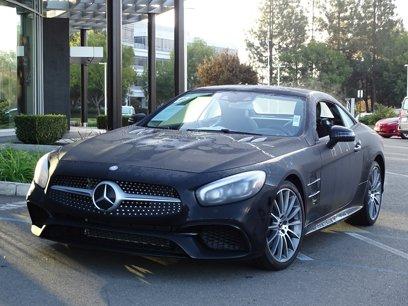 Certified 2017 Mercedes-Benz SL 550 - 534020307