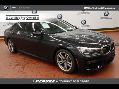 Used 2017 BMW 740i xDrive - 544486169