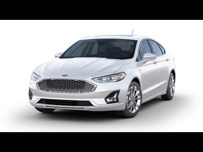 New 2020 Ford Fusion Energi Titanium - 548158846