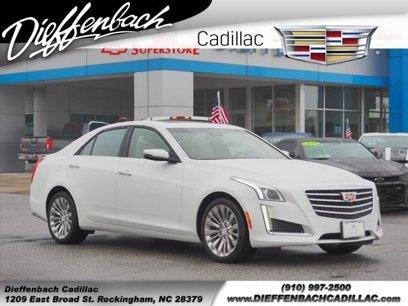 New 2019 Cadillac CTS Luxury Sedan - 497367627
