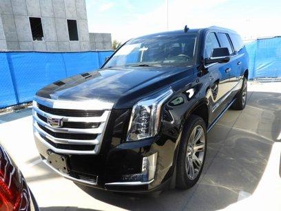 Certified 2016 Cadillac Escalade ESV 4WD Premium - 546588479