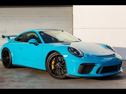 Certified 2018 Porsche 911 GT3 Coupe - 534019266