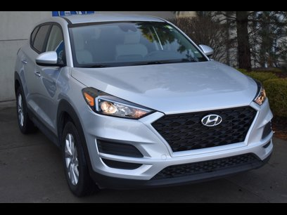 Certified 2019 Hyundai Tucson AWD SE - 540564236
